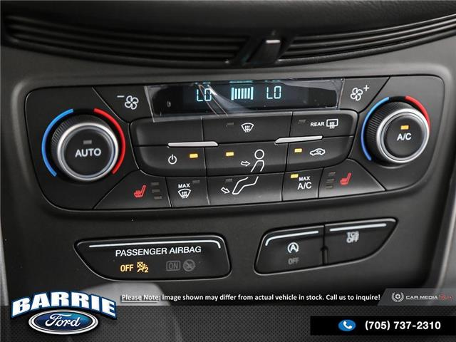2019 Ford Escape SE (Stk: T1085) in Barrie - Image 20 of 27