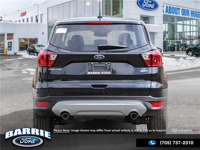 2019 Ford Escape SE (Stk: T0859) in Barrie - Image 5 of 27