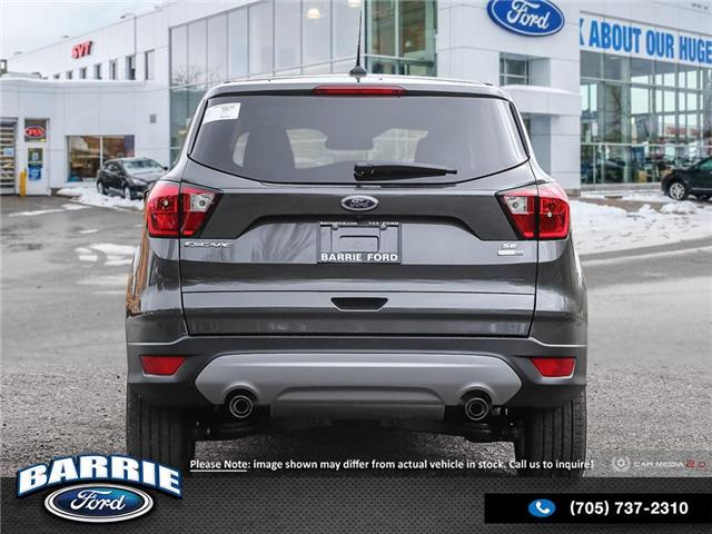 2019 Ford Escape SE (Stk: T1113) in Barrie - Image 5 of 27