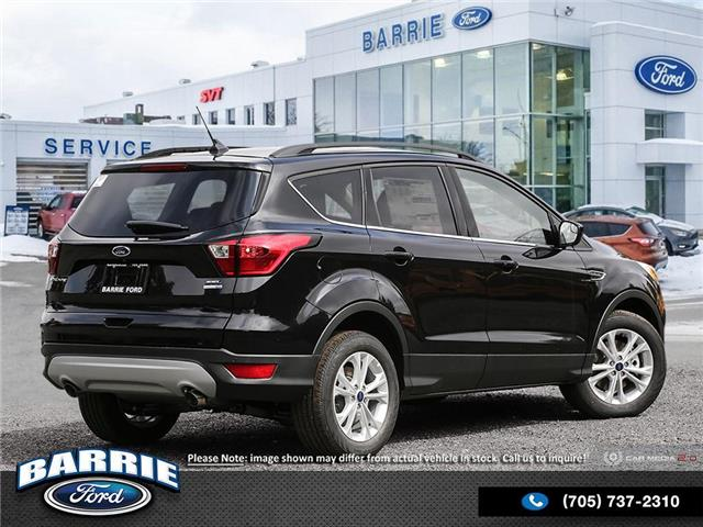 2019 Ford Escape SEL (Stk: T1160) in Barrie - Image 4 of 23