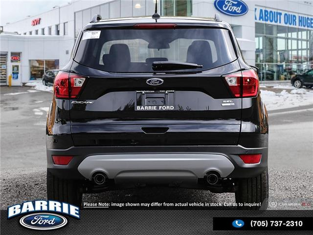 2019 Ford Escape SEL (Stk: T1160) in Barrie - Image 5 of 23