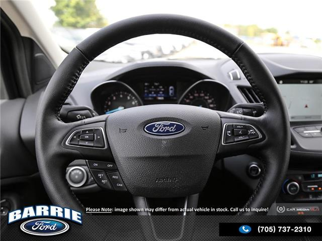 2019 Ford Escape SEL (Stk: T1160) in Barrie - Image 11 of 23