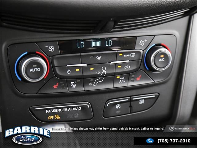 2019 Ford Escape SEL (Stk: T1160) in Barrie - Image 17 of 23