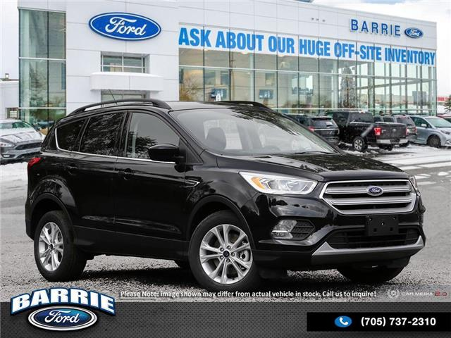 2019 Ford Escape SEL (Stk: T1051) in Barrie - Image 1 of 27