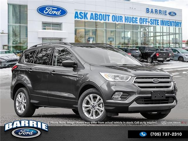 2019 Ford Escape SEL (Stk: T1108) in Barrie - Image 1 of 27