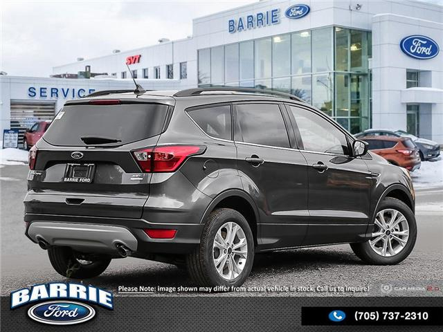2019 Ford Escape SEL (Stk: T1108) in Barrie - Image 4 of 27