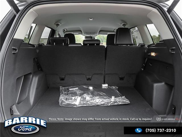 2019 Ford Escape SEL (Stk: T1108) in Barrie - Image 11 of 27