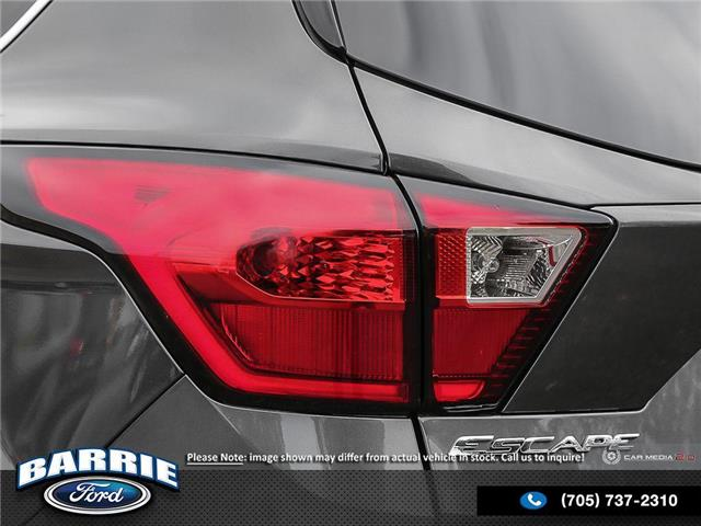 2019 Ford Escape SEL (Stk: T1108) in Barrie - Image 12 of 27