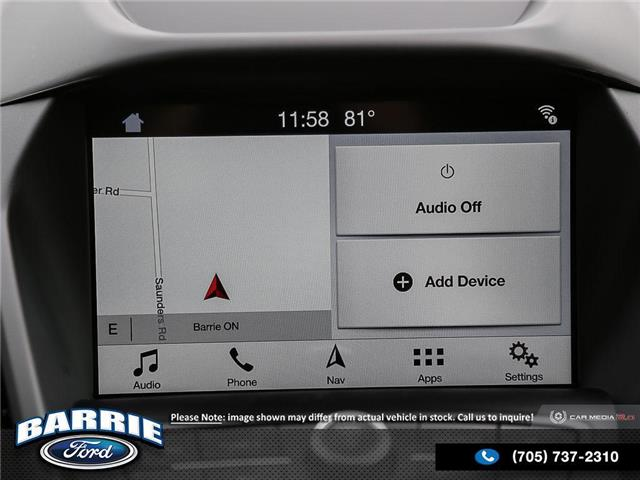 2019 Ford Escape SEL (Stk: T1108) in Barrie - Image 21 of 27