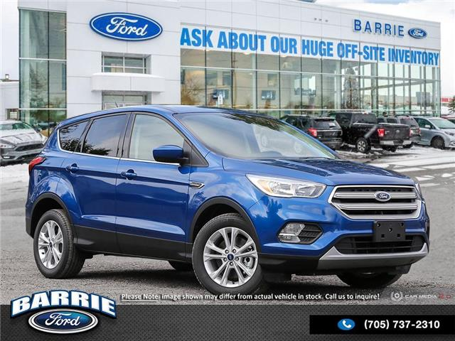 2019 Ford Escape SE (Stk: T0879) in Barrie - Image 1 of 27