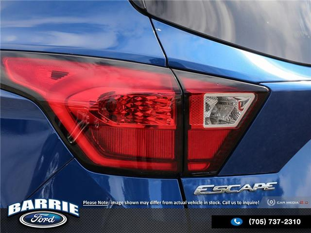 2019 Ford Escape SE (Stk: T0879) in Barrie - Image 12 of 27
