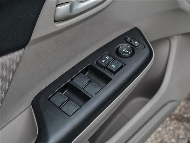 2015 Honda Civic LX (Stk: 191184A) in Burlington - Image 9 of 25