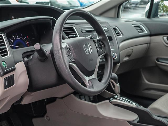 2015 Honda Civic LX (Stk: 191184A) in Burlington - Image 10 of 25
