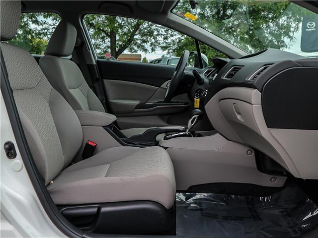 2015 Honda Civic LX (Stk: 191184A) in Burlington - Image 19 of 25