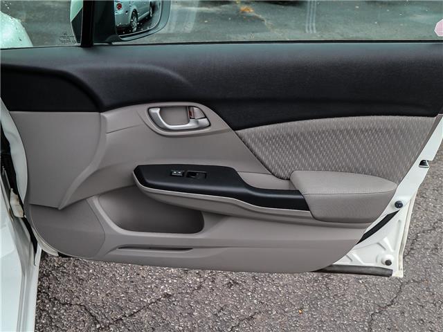 2015 Honda Civic LX (Stk: 191184A) in Burlington - Image 20 of 25