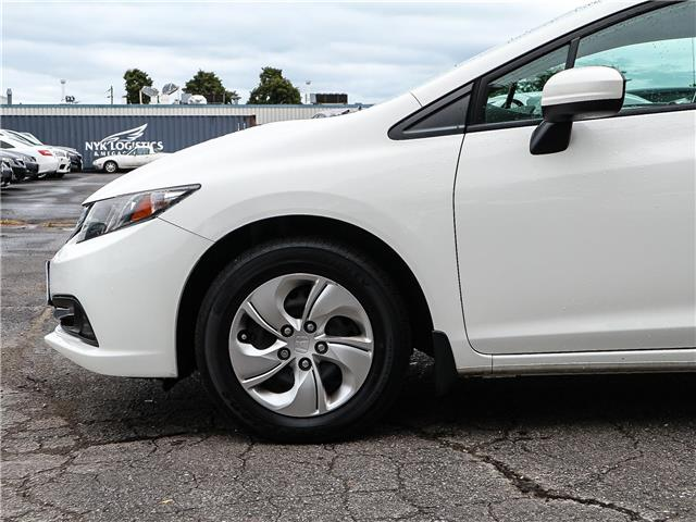 2015 Honda Civic LX (Stk: 191184A) in Burlington - Image 22 of 25