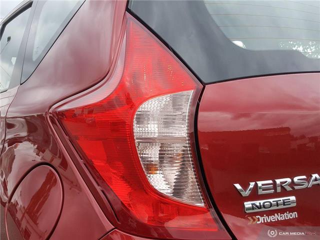 2018 Nissan Versa Note 1.6 SV (Stk: G0260) in Abbotsford - Image 11 of 25