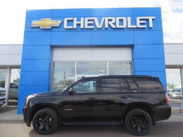 2019 GMC Yukon SLT (Stk: 19243) in STETTLER - Image 1 of 24