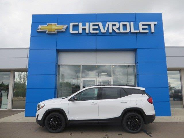 2019 GMC Terrain SLT (Stk: 19191) in STETTLER - Image 1 of 20