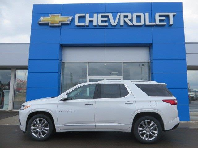 2019 Chevrolet Traverse  (Stk: 19147) in STETTLER - Image 1 of 20