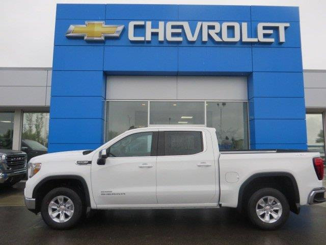 2019 GMC Sierra 1500 SLE (Stk: 19224) in STETTLER - Image 1 of 21