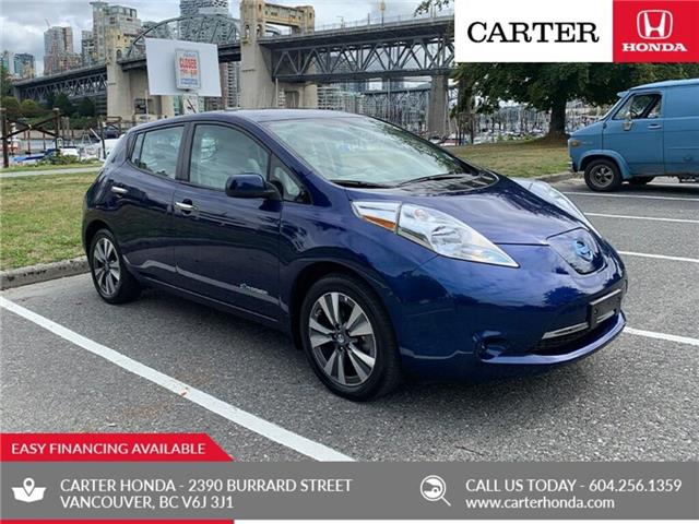 2017 Nissan LEAF  (Stk: B98530) in Vancouver - Image 1 of 22