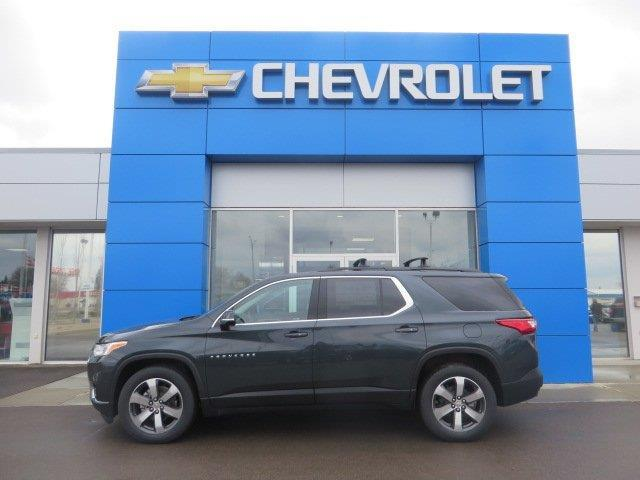 2019 Chevrolet Traverse 3LT (Stk: 19161) in STETTLER - Image 1 of 17