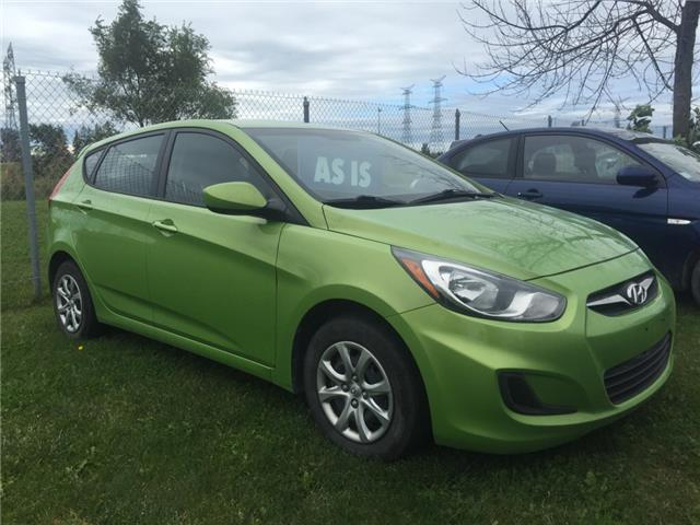 2013 Hyundai Accent GL (Stk: 19691A) in Clarington - Image 1 of 1