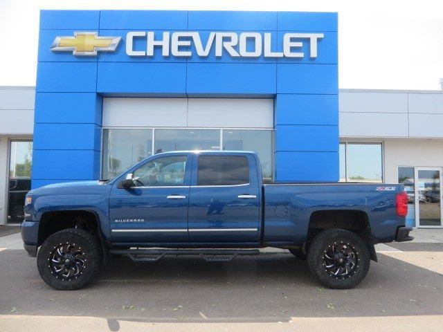 2017 Chevrolet Silverado 1500  (Stk: 19226A) in STETTLER - Image 1 of 23