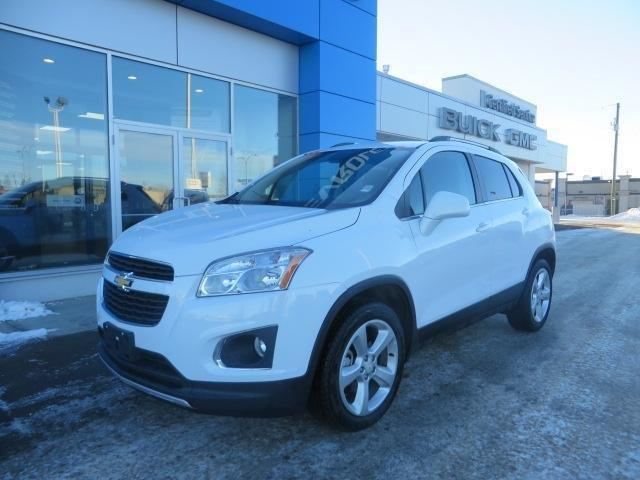 2015 Chevrolet Trax LTZ (Stk: 46223) in STETTLER - Image 1 of 16