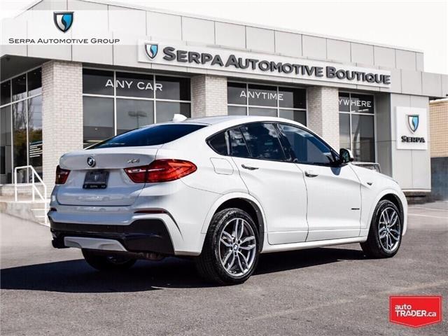 2016 BMW X4 xDrive28i (Stk: P1325) in Aurora - Image 4 of 27