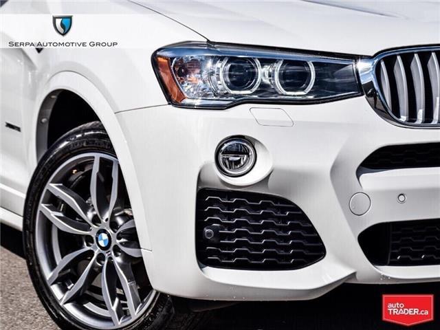 2016 BMW X4 xDrive28i (Stk: P1325) in Aurora - Image 6 of 27