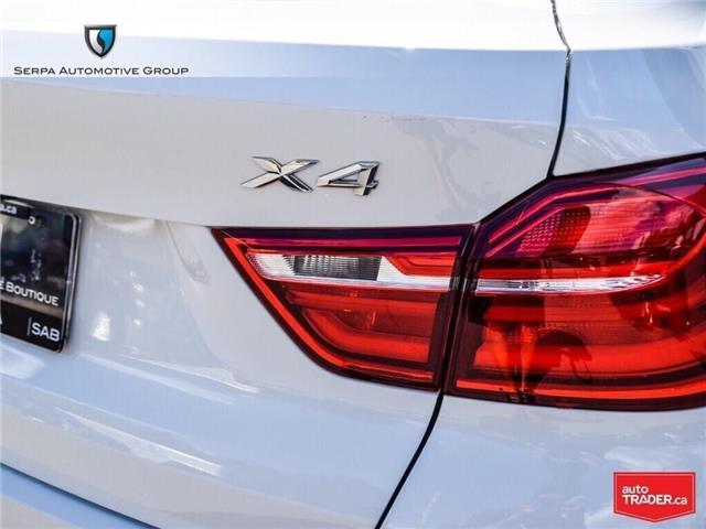 2016 BMW X4 xDrive28i (Stk: P1325) in Aurora - Image 8 of 27