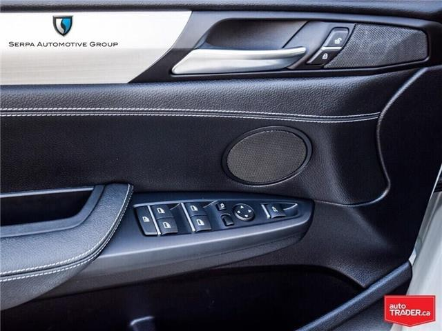 2016 BMW X4 xDrive28i (Stk: P1325) in Aurora - Image 10 of 27