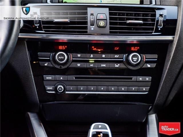 2016 BMW X4 xDrive28i (Stk: P1325) in Aurora - Image 19 of 27