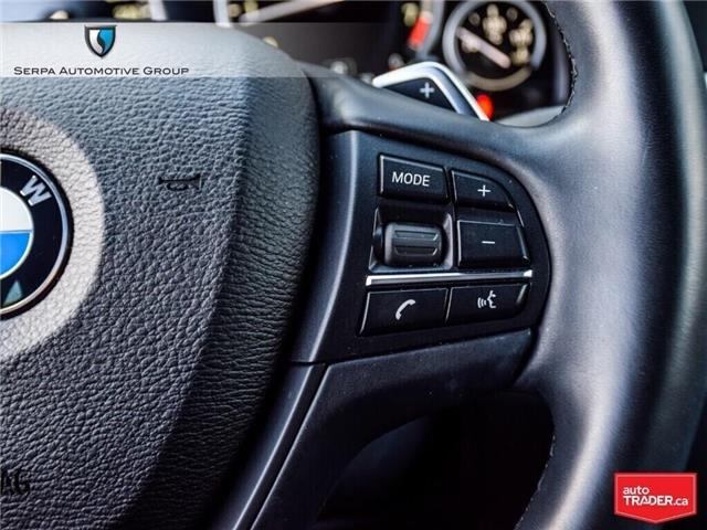 2016 BMW X4 xDrive28i (Stk: P1325) in Aurora - Image 26 of 27