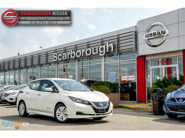 2018 Nissan LEAF  (Stk: P7697) in Scarborough - Image 2 of 30