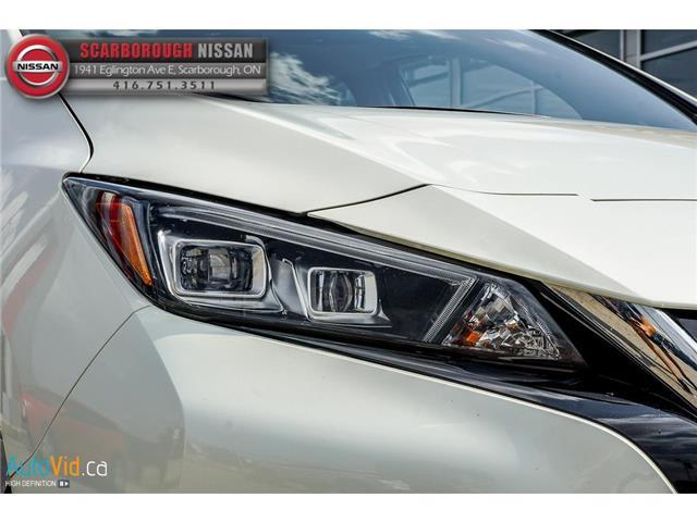 2018 Nissan LEAF  (Stk: P7697) in Scarborough - Image 3 of 30