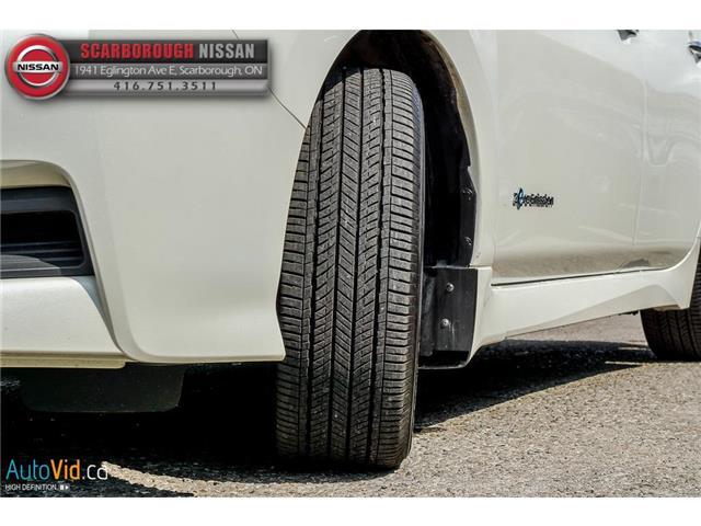 2018 Nissan LEAF  (Stk: P7697) in Scarborough - Image 4 of 30