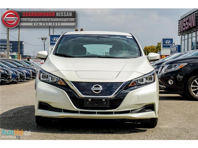 2018 Nissan LEAF  (Stk: P7697) in Scarborough - Image 7 of 30