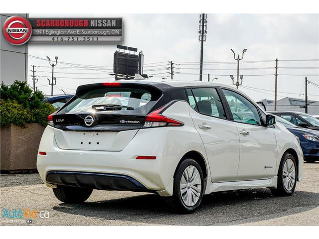2018 Nissan LEAF  (Stk: P7697) in Scarborough - Image 9 of 30