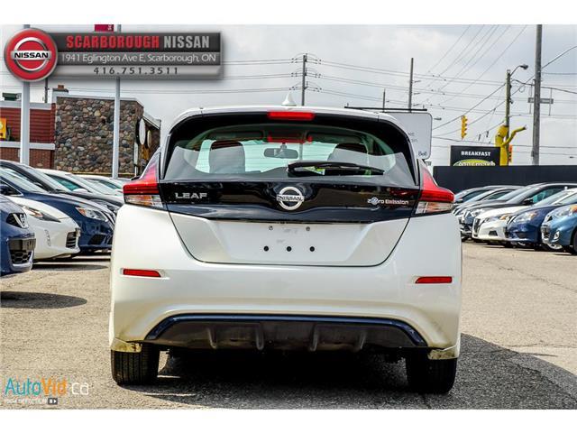 2018 Nissan LEAF  (Stk: P7697) in Scarborough - Image 10 of 30