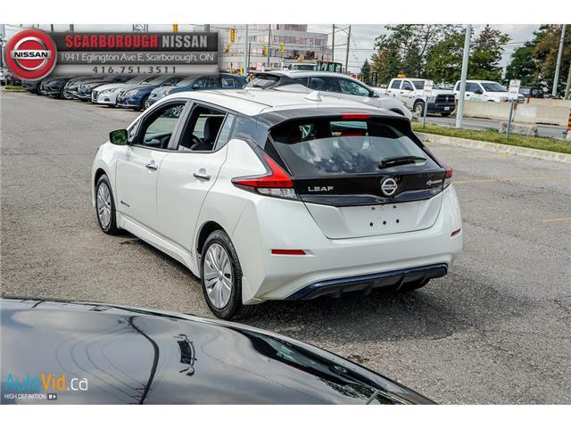 2018 Nissan LEAF  (Stk: P7697) in Scarborough - Image 12 of 30
