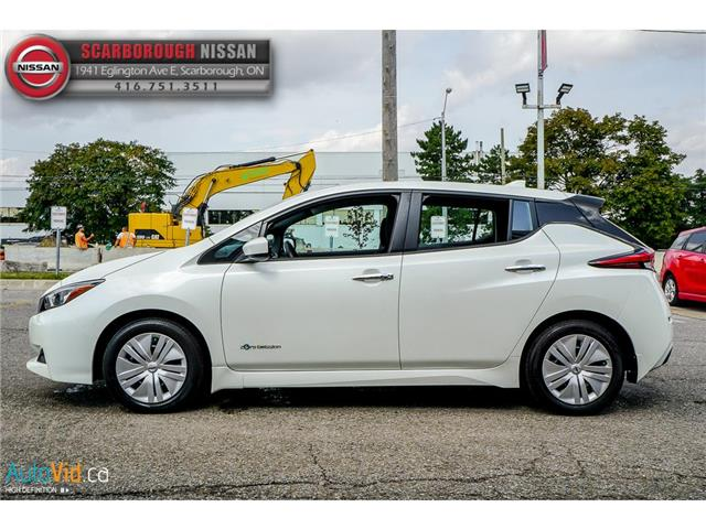 2018 Nissan LEAF  (Stk: P7697) in Scarborough - Image 13 of 30