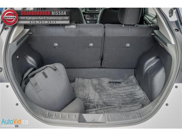 2018 Nissan LEAF  (Stk: P7697) in Scarborough - Image 14 of 30