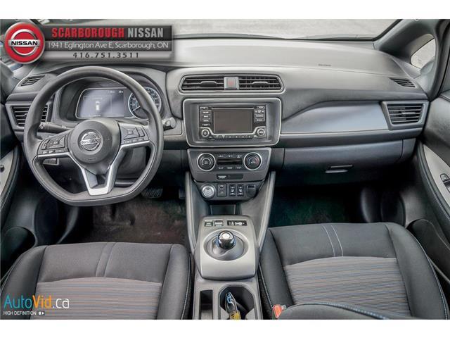 2018 Nissan LEAF  (Stk: P7697) in Scarborough - Image 17 of 30