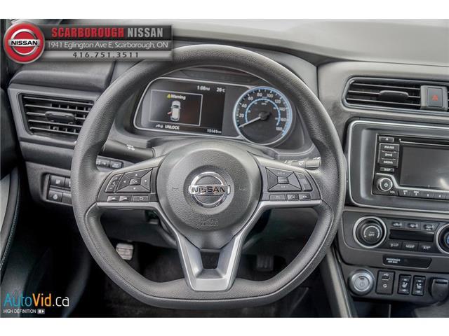 2018 Nissan LEAF  (Stk: P7697) in Scarborough - Image 18 of 30