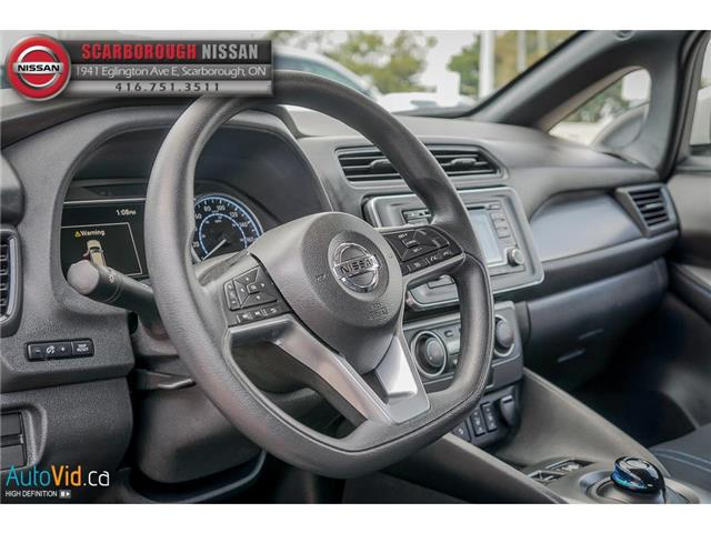 2018 Nissan LEAF  (Stk: P7697) in Scarborough - Image 22 of 30