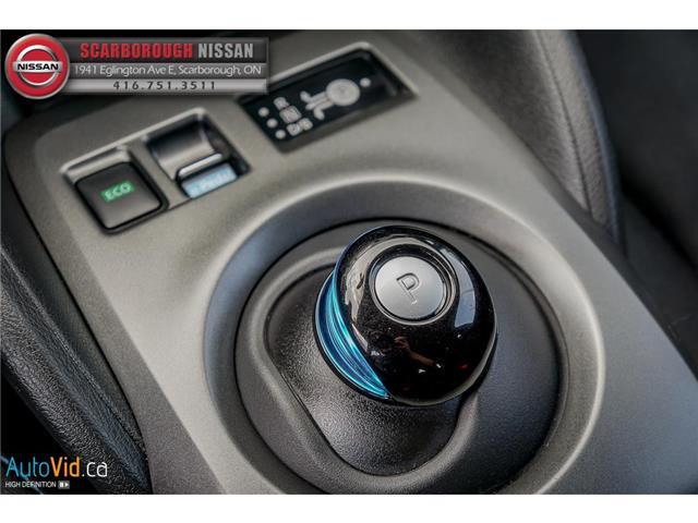 2018 Nissan LEAF  (Stk: P7697) in Scarborough - Image 23 of 30