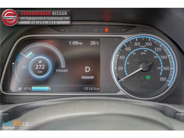 2018 Nissan LEAF  (Stk: P7697) in Scarborough - Image 29 of 30